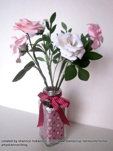 Blossom Punch Rose 1