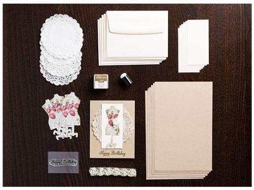 Dolled-Up Birthday Kit $15.95 - item 133913