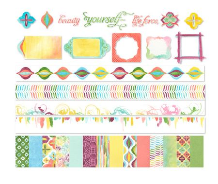 Be Yourself May Kit - Digital Download   133426 ~  Price: $9.95