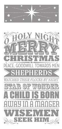 O Holy Night Stamp Brush Set  Digital Download  136677   Price: $2.95