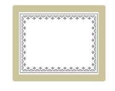 Framed Tulips Textured Impressions Embossing Folder Item #121809 Regular Price: $7.95 Discounted Price: $5.96