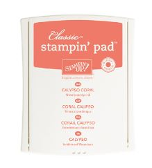 Calypso Coral Classic Pad Item # 126983 Regular Price: $5.95 Discounted Price: $4.46