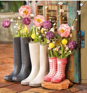 Boots Flower