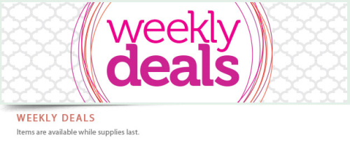 Weekly Deal Logo