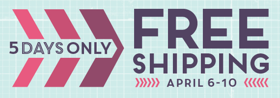 Free Shipping 04-2015