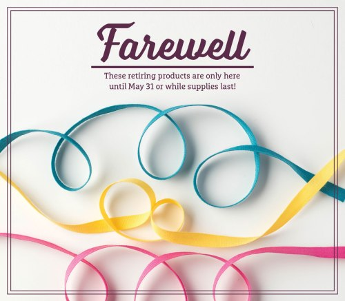Farewell Ribbons