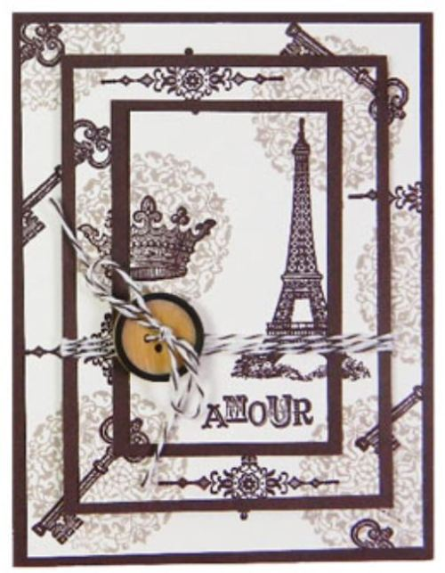 Paris Triple Time Stamping