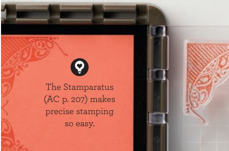 All Adorned and Ready To Go! | Stamping All Night Long!